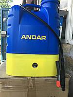 Аккумуляторный опрыскиватель ANDAR 16л