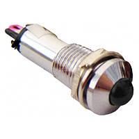 Светосигнальная арматура AD22B-8 красная 24В AC/DC, АСКО-УКРЕМ, A0140030088