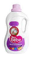 Концентрированное средство для стирки с мягким мылом Teo bebe Лаванда – 1,3 л.