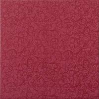 Плитка для пола InterCerama Brina 35x35 темно-розовая 353523042