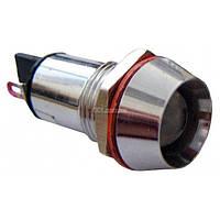Светосигнальная арматура AD22C-14 белая 220В AC, АСКО-УКРЕМ, A0140030137