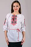 Женская  вышиванка  Украиночка, фото 3