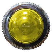 Светосигнальная арматура PL-25N желтая 220В, АСКО-УКРЕМ, A0140030013