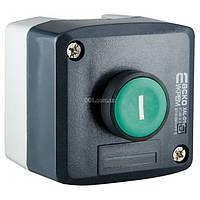 Пост кнопочный одноместный «ПУСК» XAL-D102, АСКО-УКРЕМ, A0140020051
