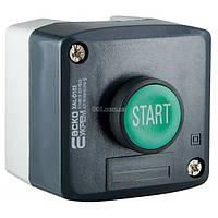 Пост кнопочный одноместный «ПУСК» XAL-D103, АСКО-УКРЕМ, A0140020052