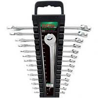 Набор ключей комбинированных Toptul GAAC1401