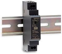 Блок питания 36вт, 24в,1,5А на Din-рейку HDR-30-24 Mean well