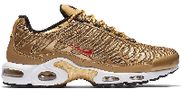 Кроссовки Nike Air Max Tn Plus Metallic Gold