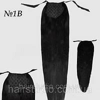 Натуральный хвост | шиньон 58-60 см
