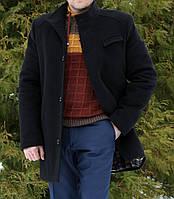 """Мужское пальто """" Тренч стойка  """""""