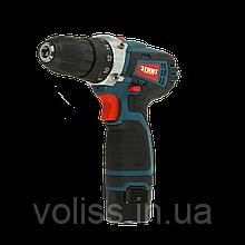 Шуруповерт акумуляторний Зенит ЗША-12 Р2 Li
