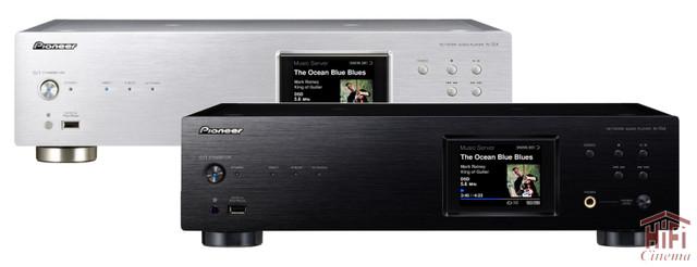 Сетевой аудиоплеер Pioneer N-70A с поддержкой Apple и Android