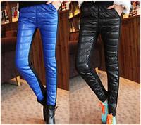Спортивные теплые штаны AL8202