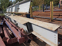 БО метал труби 120х120-140х140-160х160, Балка 60 Б/У по 18,50 грн. за кг.!!!