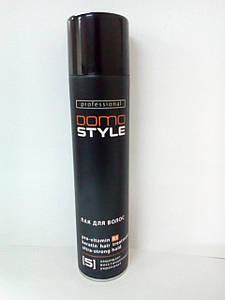 Лак для волосся (5 ультрасильна фіксація) (а/б 300 мл) DOMO STYLE