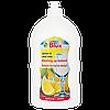 Бальзам-концентрат для мытья посуды Лимон и алое вера 1л 3828004