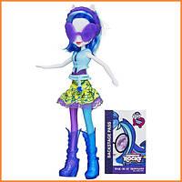 Кукла Эквестрия герлз Винил Скретч Эквестрия герлз My Little Pony Equestria Girls DJ PON-3 Hasbro