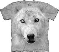 3D футболка мужская The Mountain р.M 50-52 RU футболки 3д (Волк)