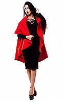 (S-L) Жіночий червоний жилет без рукавів Polin