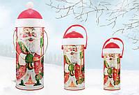 """Коробка новогодняя """"Дед Мороз"""""""