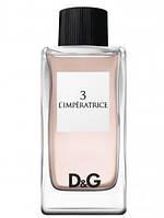 Женский парфюм D&G Anthology L`Imperatrice 3 реплика