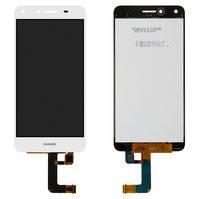 Дисплей с сенсорным экраном Huawei Y6 PRO Enjoy 5 белый