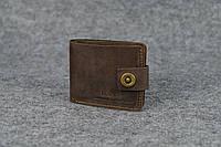 Классическое мужское портмоне (6 карт) |10409| Коричневый