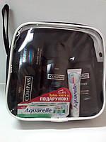 Подарочный набор Compass Ice Energy сумка:крем для бритья+шампунь+бальзам после бритья