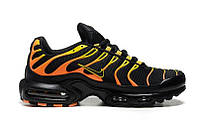 Кроссовки Nike Air Max TN Plus Black Red , фото 1