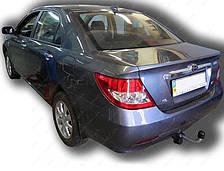 Фаркоп BYD F3 (2006-2013) Полигон-Авто