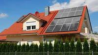 Гибридная солнечная электростанция 400 кВт (686 кВт в летний) месяц