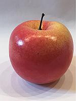 Искусственное яблоко.Муляж яблока.Декоративное яблоко.
