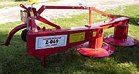 Роторная косилка навесная 1,65 м (Wirax Z-069)