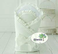 Конверт-одеяло Flаvien 1037 велюровый зима