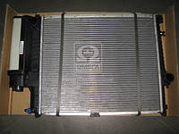Радиатор BMW 5-SER E34 MT/AT 89- (Van Wezel)