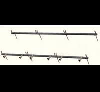 Кріплення для похилого даху 1-го колектора МА-0174