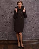 Женское демисзонное пальто М1218