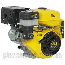 Двигатель бензиновый Кентавр ДВЗ-390БЕ( электростартер, 13 л.с., бензин) , фото 2