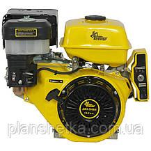 Двигатель бензиновый Кентавр ДВЗ-390БЕ( электростартер, 13 л.с., бензин) , фото 3