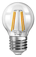 Лампа LED филаментная ECOLUX 4W 4200K E-27