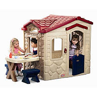 Домик для детей Пикник из пластика, фото 1