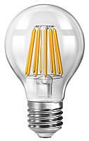 Лампа LED филаментная ECOLUX 10W 3000K E-27