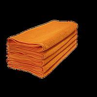 Полотенце Lotus Отель 50*90 - Оранжевое
