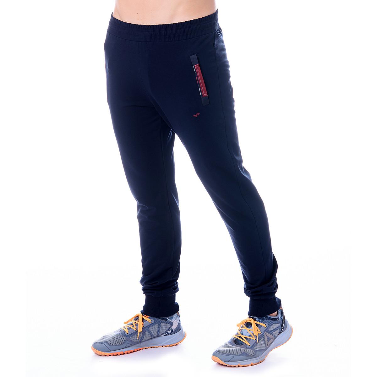 Трикотажные мужские спортивные брюки под манжет тм. FORE 9429N