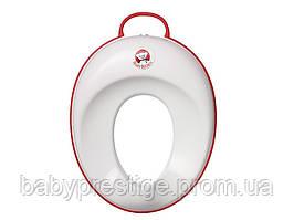 Сиденье для Унитаза BabyBjorn (бело-красный)