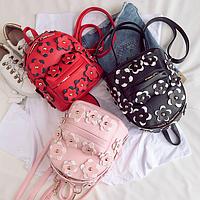 Мини рюкзаки со всех сторон