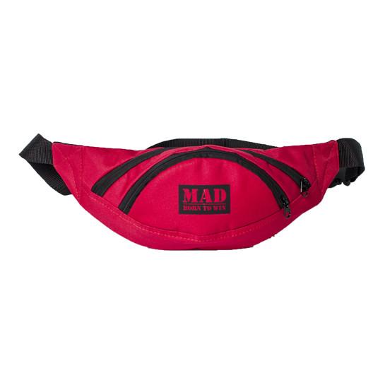 Поясная сумка MAD Lite Life (красный)