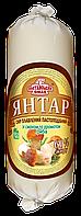 Сыр плавленый пастообразный Янтарь со вкусом грибов ТМ Полтавский Смак 911189