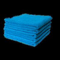 Полотенце банное махровое Lotus Отель бирюзовое 140*70