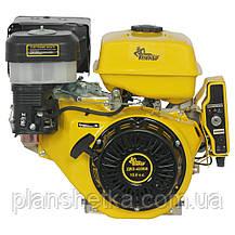 Двигатель бензиновый Кентавр ДВЗ-420 БЕ (электростартер,15 л. с., бензин), фото 3